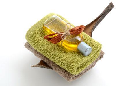Aromatherapie-Bäder