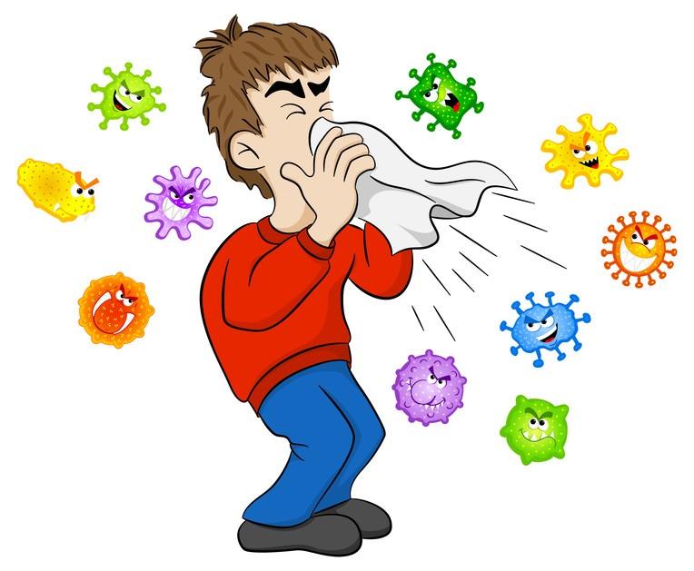 Allergie und Allergene - Reize aus der Umwelt