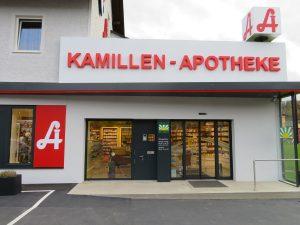Kamillen-Apotheke in Engerwitzdorf