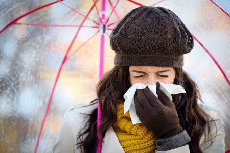 Aromatherapie hilft bei Erkältungen